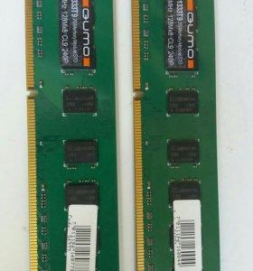 Оперативная память 4 штуки