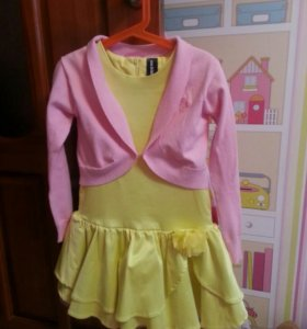Платье и балеро ♡