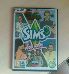 SIMS. Диск.