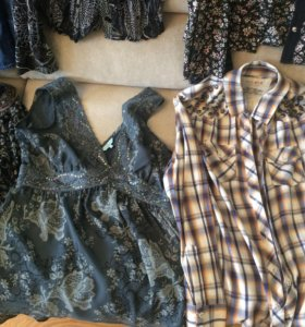 Рубашки и блузки , размеры 44-48