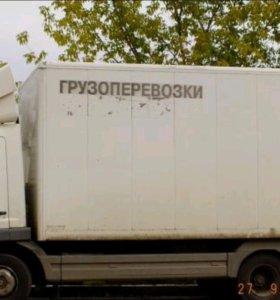 Грузоперевозки 5 тонн, 30 м3