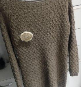 Платье-туника + подарок