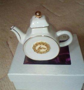 Чайник для бальзама
