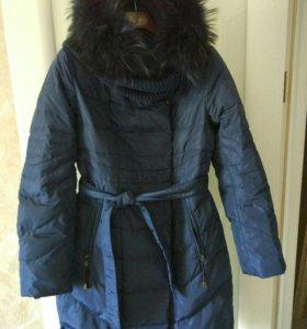 Пальто—пуховик