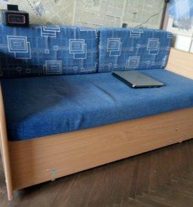 Раздвижная диван-кровать детская