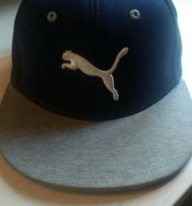 Snapback, кепка, бейсболка Puma (original)