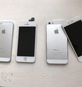 Ремонт телефонов IPhone 5/5s/6/6plus/6s/6s plus/7/