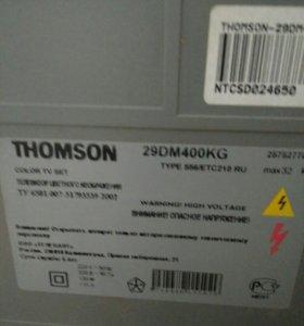 Телевизор Thomson на запчасти