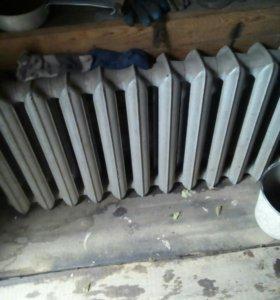 Радиатор отопления чугун