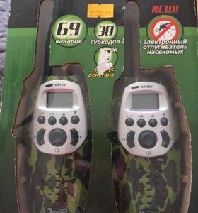 Радиостанция (рация) JJ Connect Hunter
