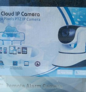 IP видеокамера с wi-fi HD