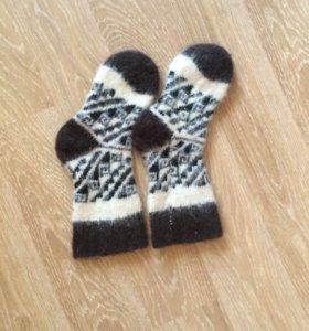Носки новые шерстяные