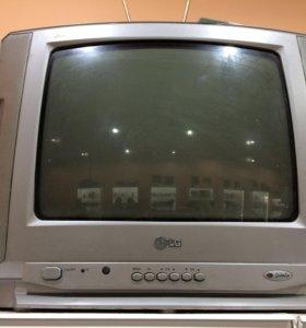"""Телевизор LG 17""""ящик)"""