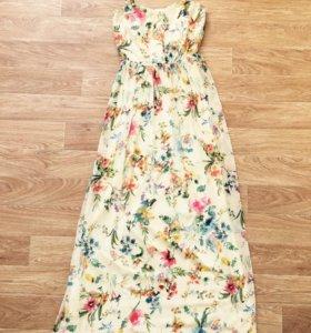 Красивое,нежное платье