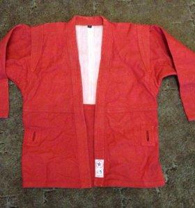 Самбовка (Куртка самбо)