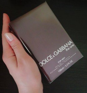 DG the one мужской парфюм