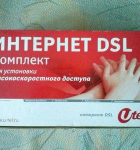 ADSL-модем Интеркросс 5633Е