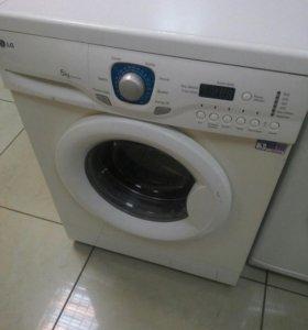 Стиральная машина LG WD 80150 N