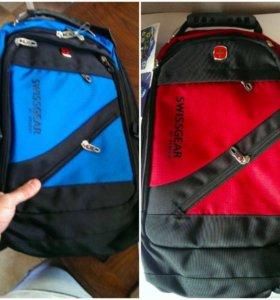 Рюкзак Swissgear - в него поместится всё!