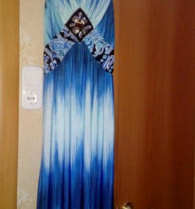 Торг. Платье летнее.