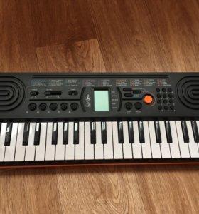 Синтезатор детский б/у Casio SA-76