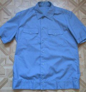 Рубашки милицейские 1990-1991 годы