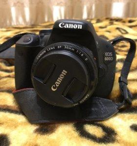 Cannon 600D