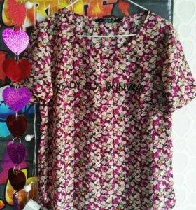 Блуза бифри новая