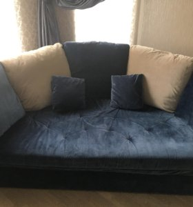 Диван, кровать, полукруг 🌈 Anderssen