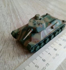 Модель танка Т-50