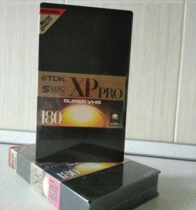 Видеокассета TDK super VHS