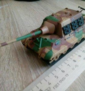 Модель танка Jagtiger 8,8