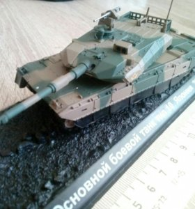 Модель танка Тип10