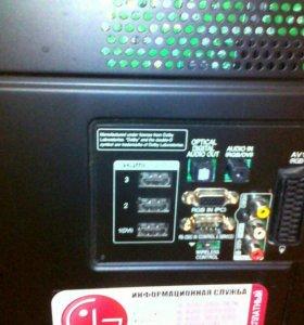 Плазма LG экран 107 см
