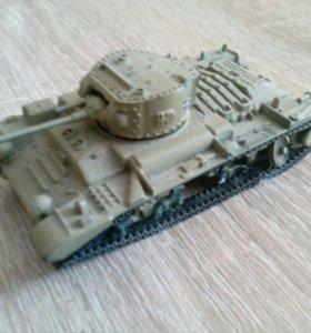 Модель танка Valentine