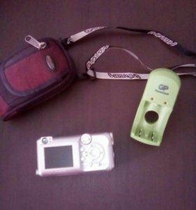 Фотоаппарат Canon РС1186