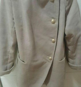 Пальто 44-46 размер б/у
