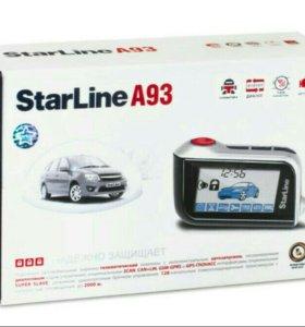 Автосигнализации starline старлайн