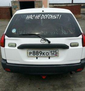 Mazda фамилия
