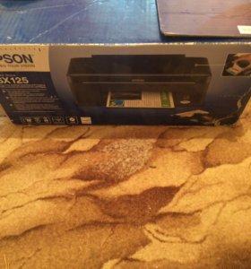 Принтер+сканер epson