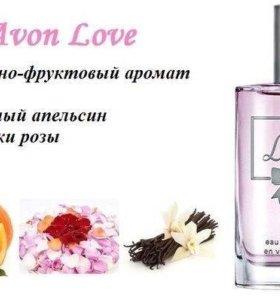 Avon love 50 ml