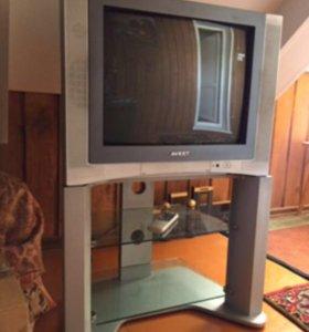Телевизор Avest с подставкой