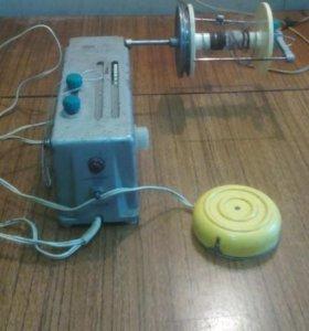Электро-прялка