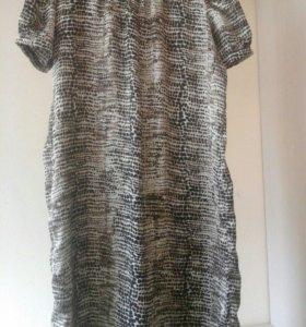 Платье туничка