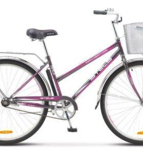 Новый велосипед Stels navigator 300 lady