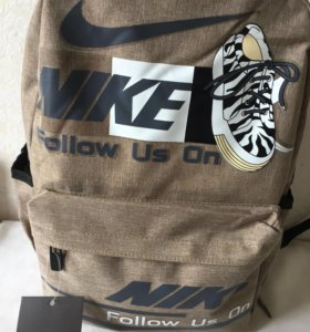 Новый рюкзак 🎒
