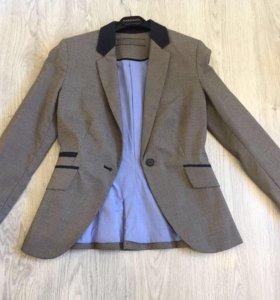 Пиджак жакет Zara XS