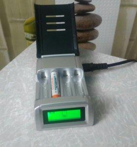 Интеллектуальное зарядное устройство