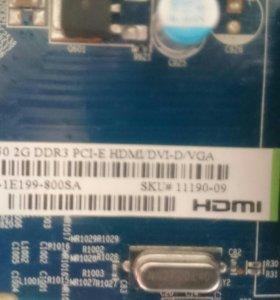 Видеокарта (HD 6450)