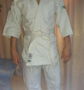 Профессиональное кимоно